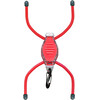 Nite Ize BugLit Flashlight Red Legs/White LED Red